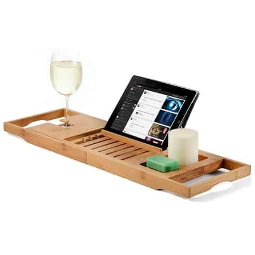Bathtub Tray Caddy - gifts for girlfriend