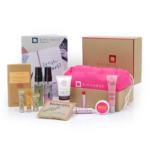 Beauty Subscription - future sister in law gifts