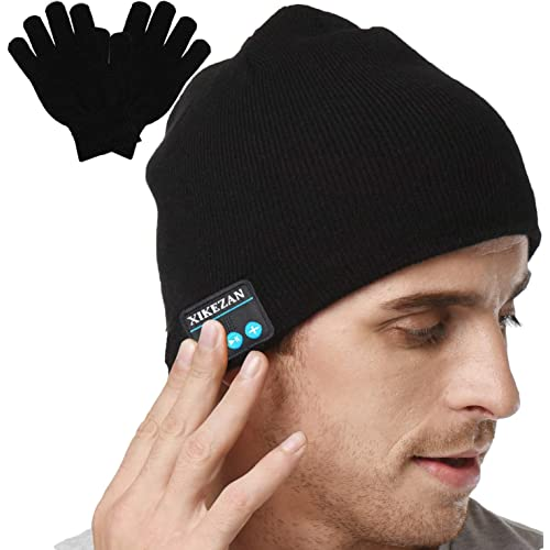 Bluetooth Beanie Hat Headphones - tech gifts for young men