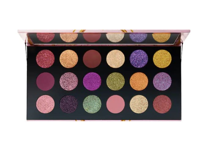 holiday gifts sets: Celestial Divinity Eyeshadow Palette