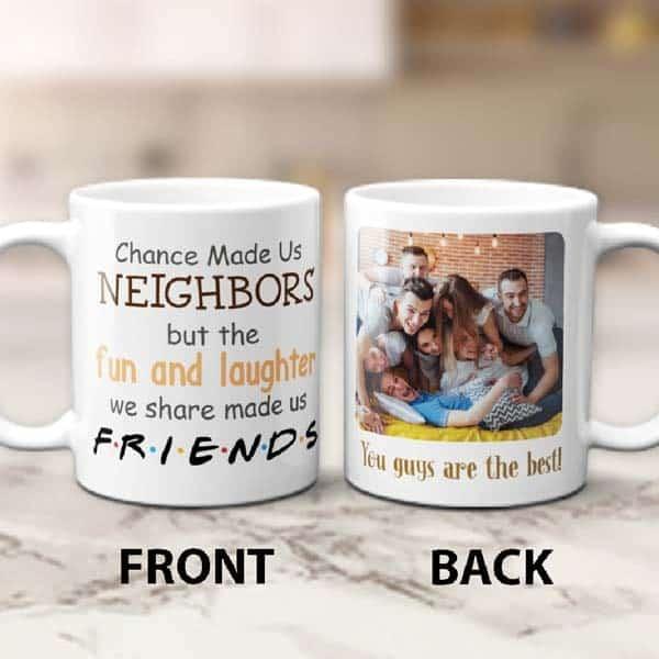 Chance Made Us Neighbors