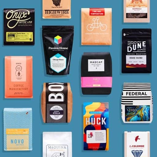Coffee Subscription - gifts for girlfriend