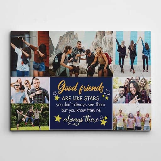 Canvas Print - going away gifts
