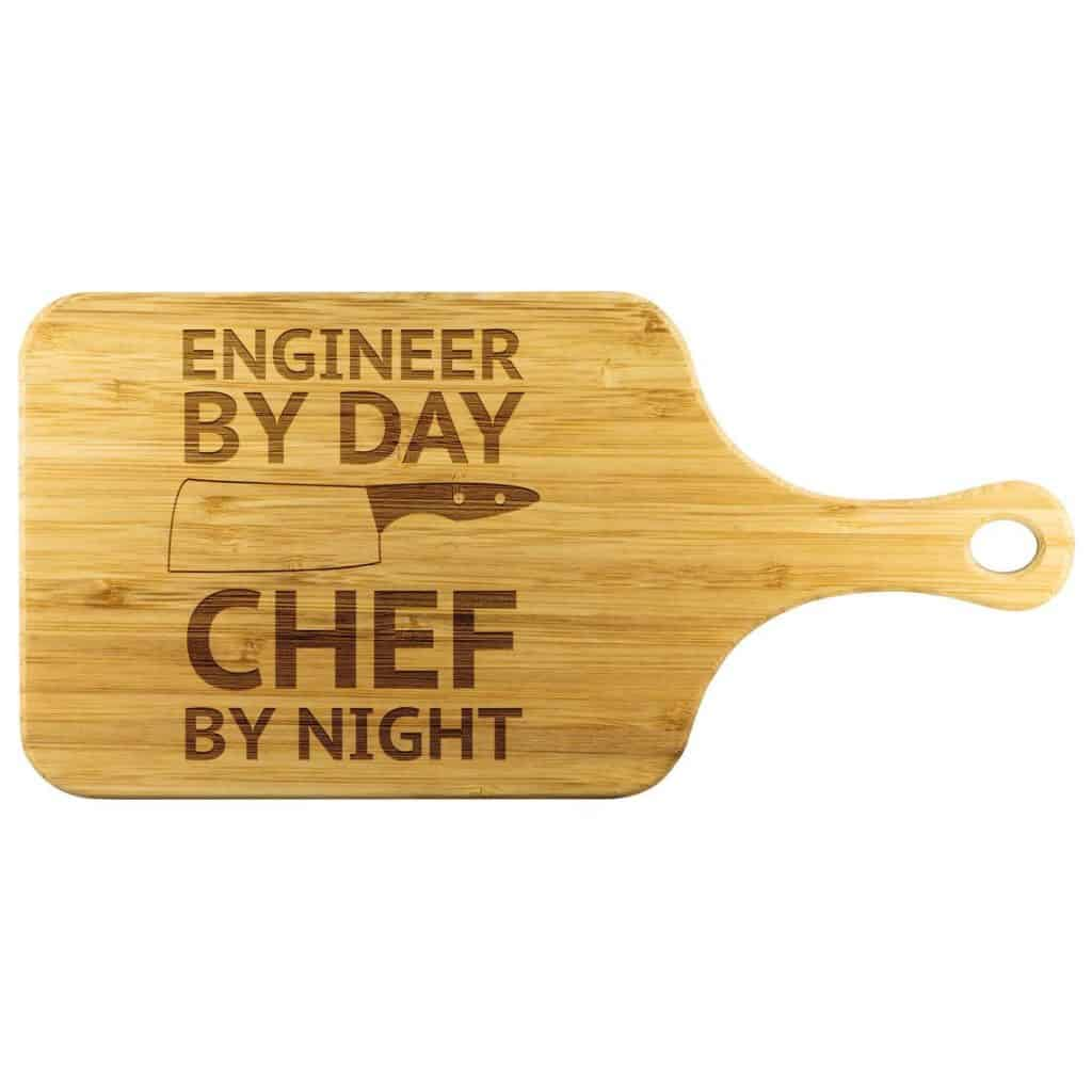 Gifts for engineers-cutting board