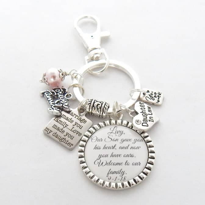 DAUGHTER In LAW Jewelry-Gift from Mother in law