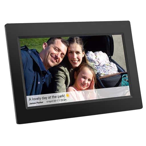 Digital Picture Frame - long distance gift