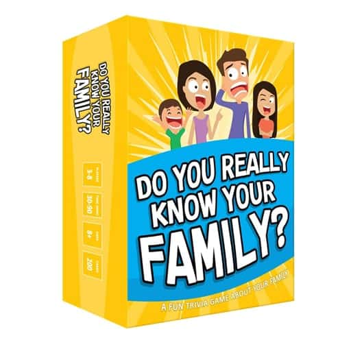Do You Really Know Your Family