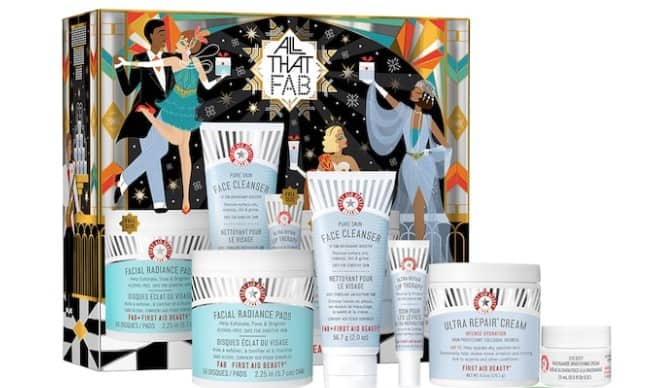 holiday gifts sets: First Aid Beauty