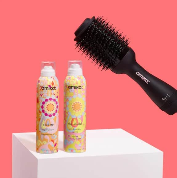 beauty gift sets: Hair Blow Dryer Brush Set