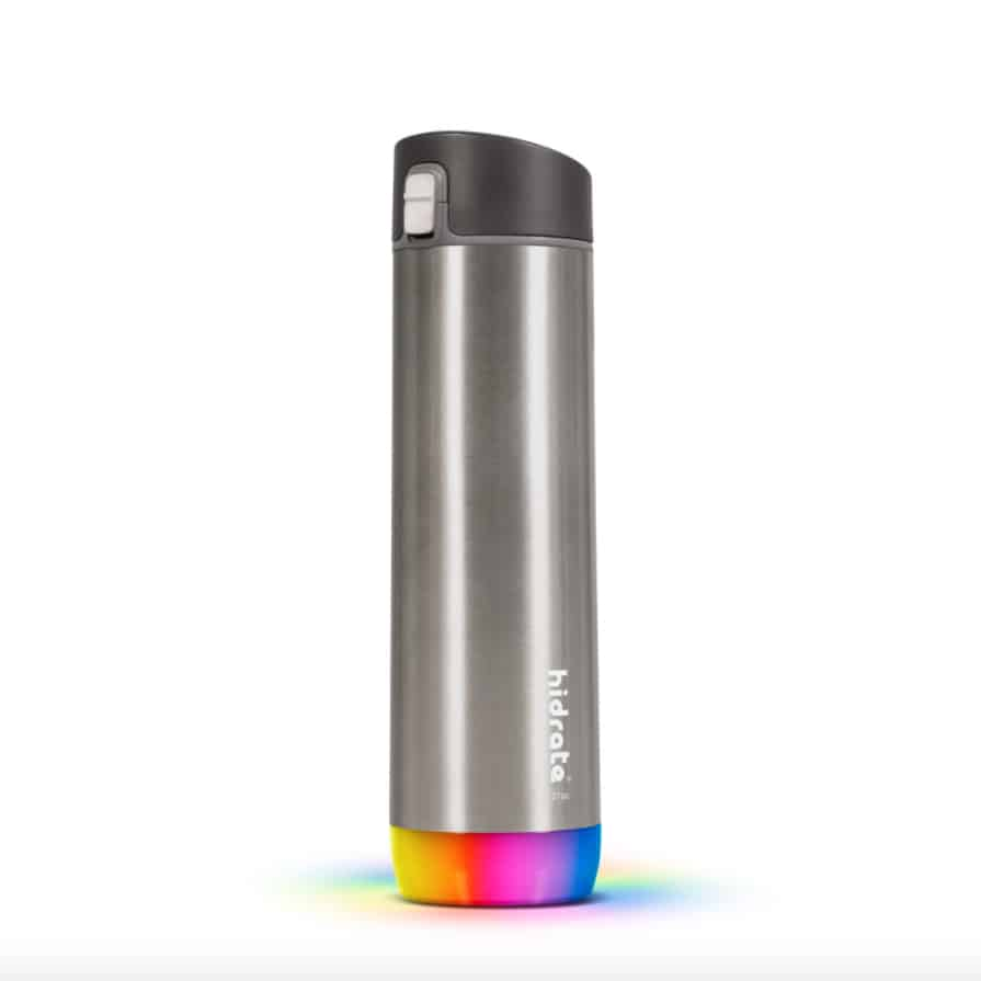 Insulated Stainless Steel Bluetooth Smart Water Bottle