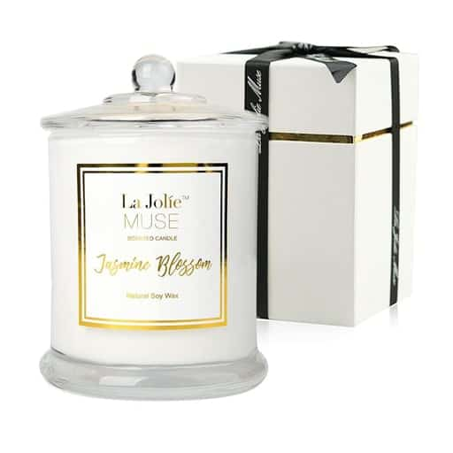 Jasmine Scented Candle - graduation gifts for college