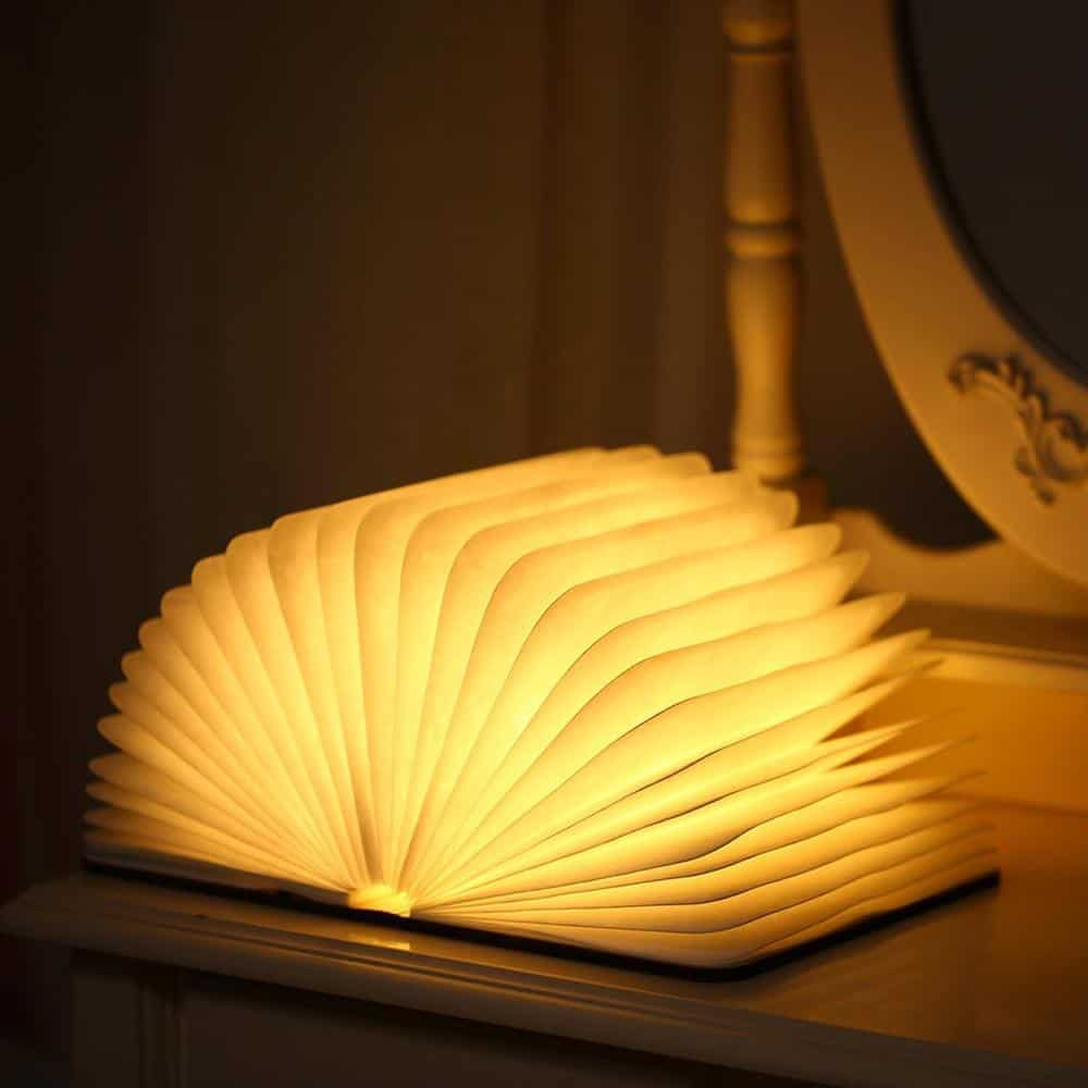 a book lamp for daughter in law