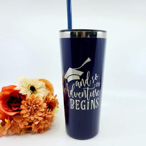 Stainless Steel Tumbler - best graduation gifts for her