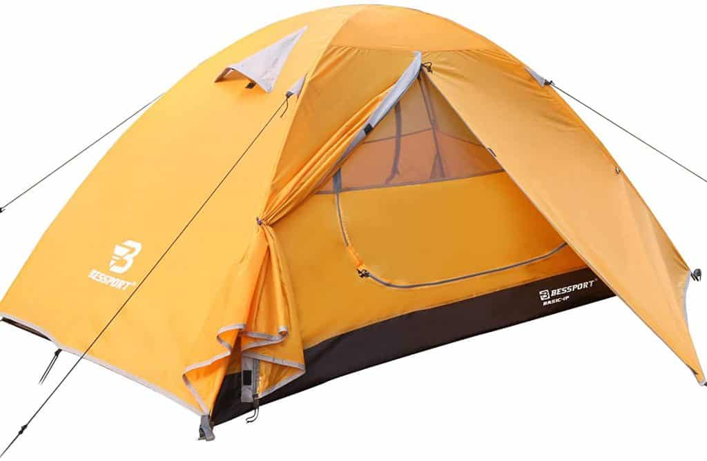 gifts for outdoor lovers: Waterproof Camping Tent