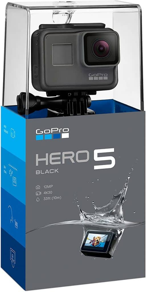 outdoor gifts for boy: Waterproof Digital Action Camera