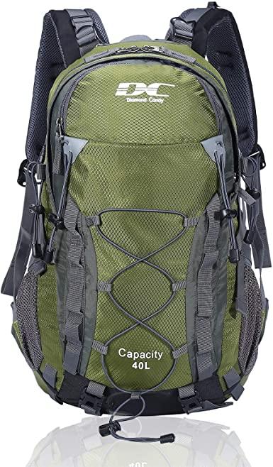 outdoor products duffel bag: Waterproof Hiking Backpack