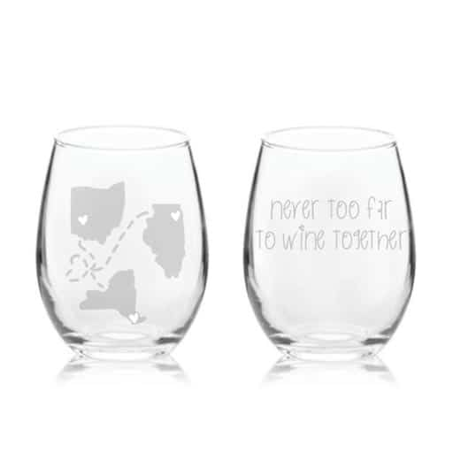 Wine Glass - going away gifts