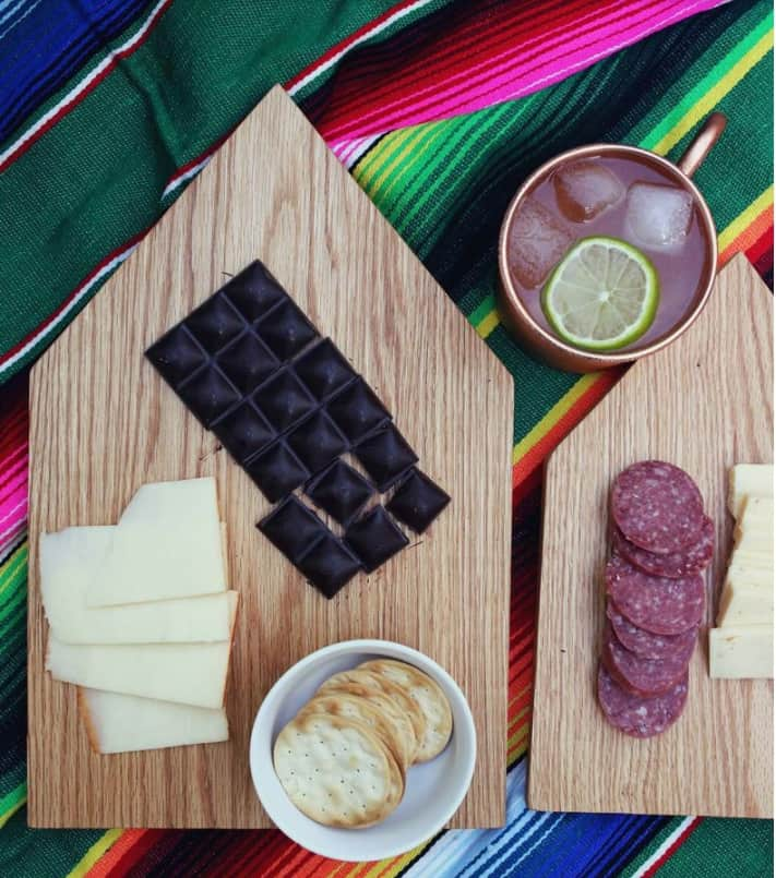 masculine crafts: Wooden cutting board