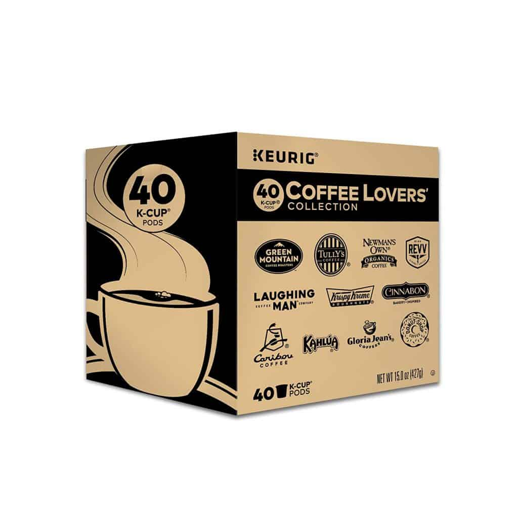 coffee gift ideas: coffee variety box