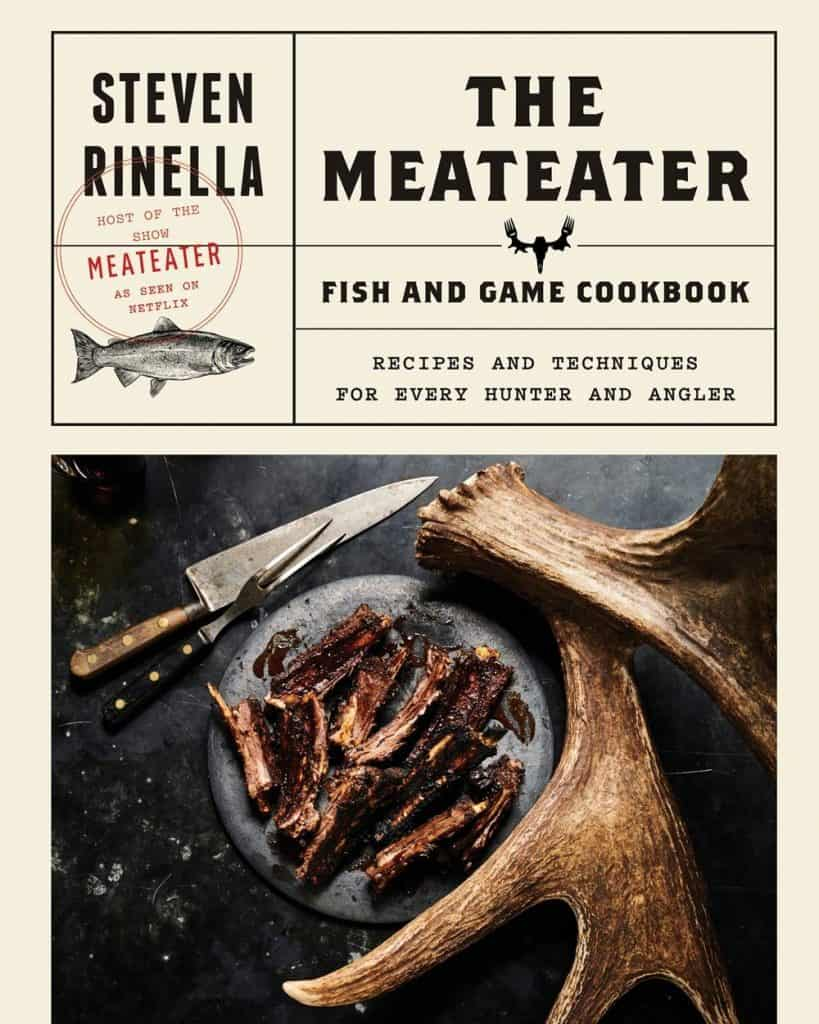 hunting gifts ideas: the meateater fish and game cookbook