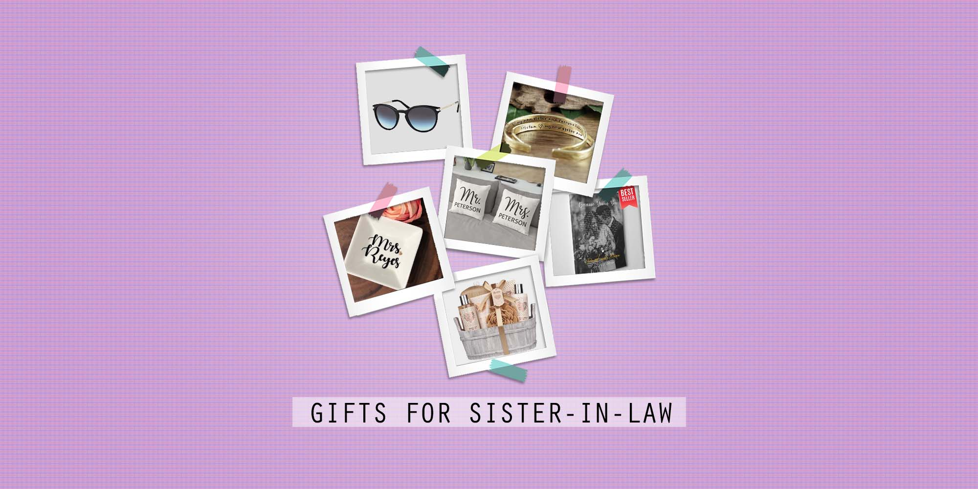 33+ Best Gifts For Sister In Law That Every Bonus Sister Will Love (2021)