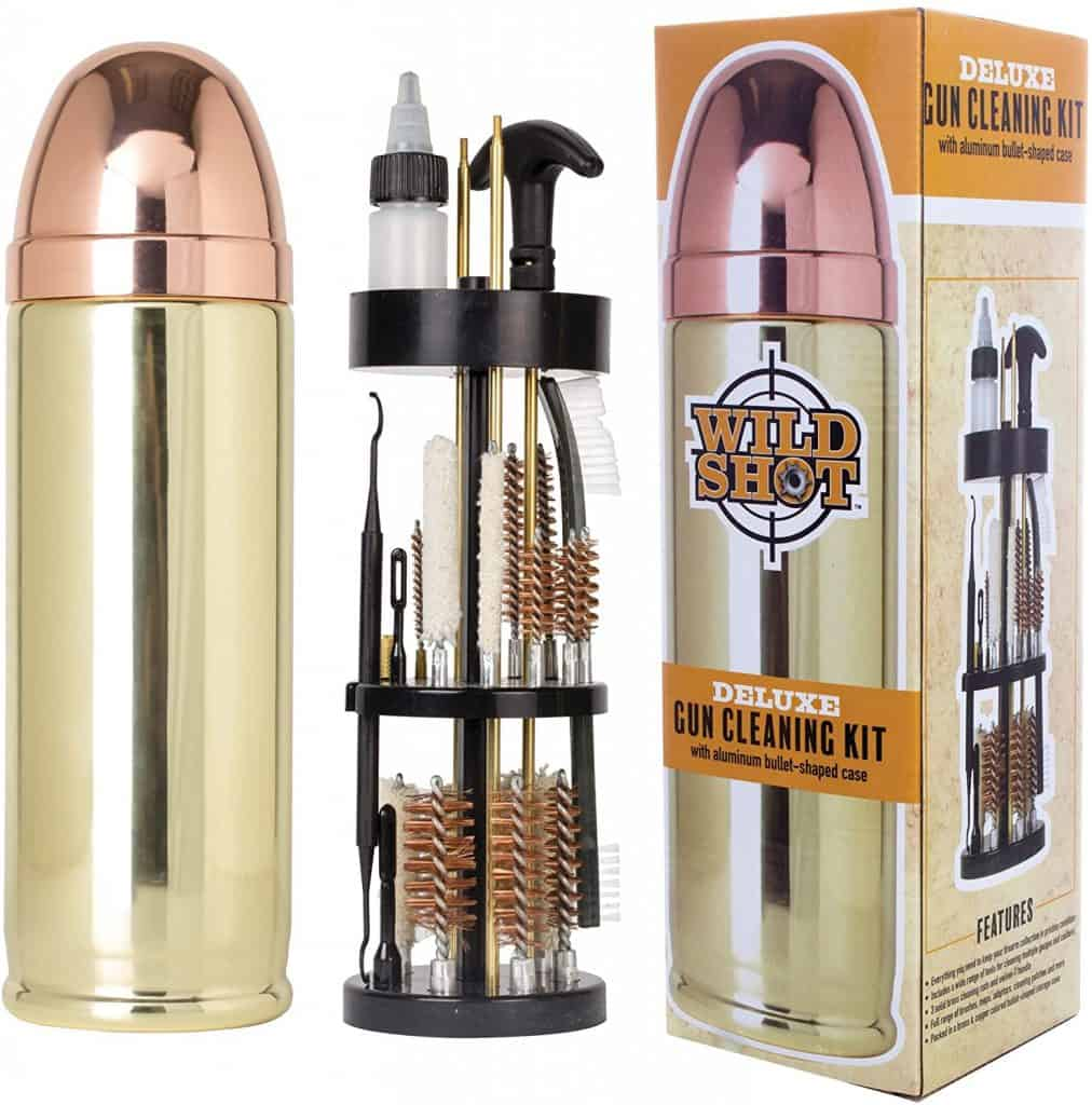 best gifts for hunters: gun cleaning kit