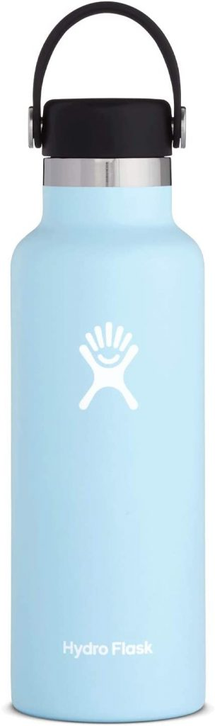 gifts for outdoorsy people: hydro flask water bottle