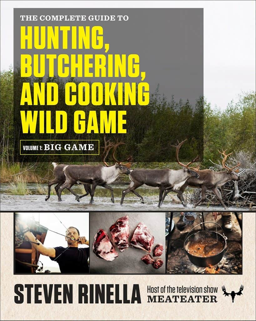 cool hunting gift ideas: the complete guide for hunting, butchering and cooking wild game