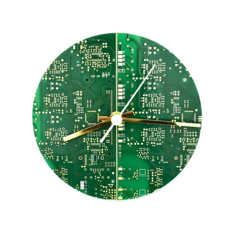 gifts for engineers-wall clock