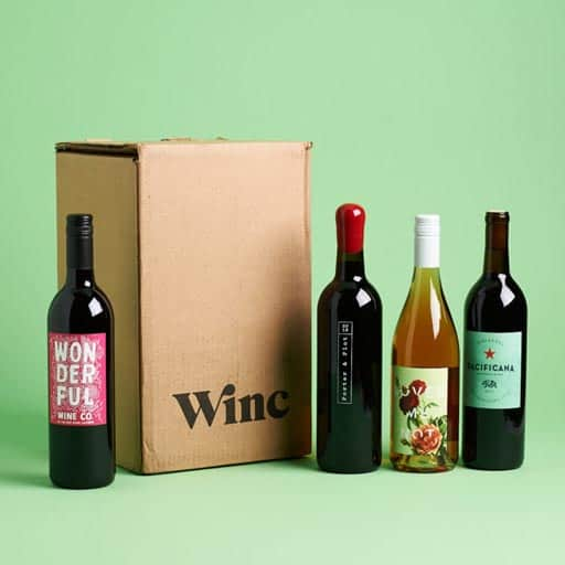 wine subscription - gifts for girlfriend