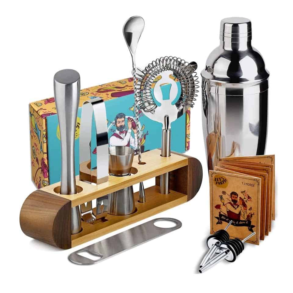 Bartender Kit with Stand