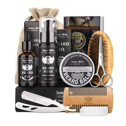 Beard Kit - cheap valentine gifts for him
