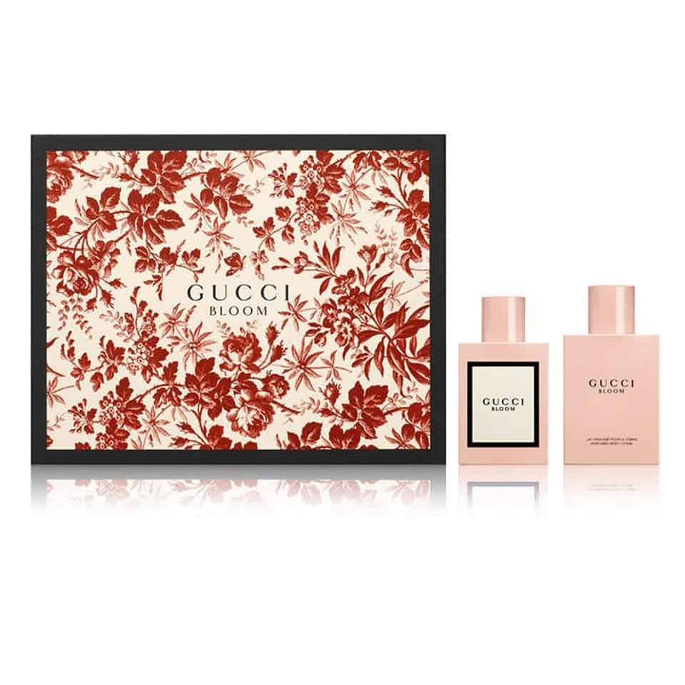 Bloom Eau De Parfum For Her Duo Set - valentine day gift guide