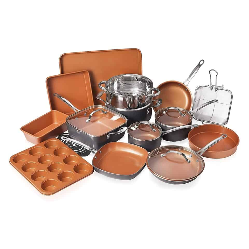 Cookware Sets - valentine day gift guide