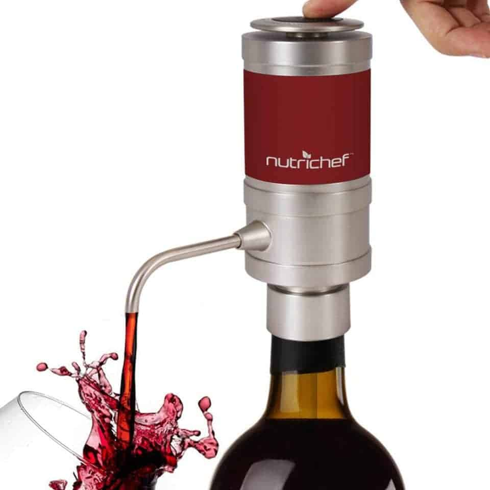 Electric Aerator Dispenser