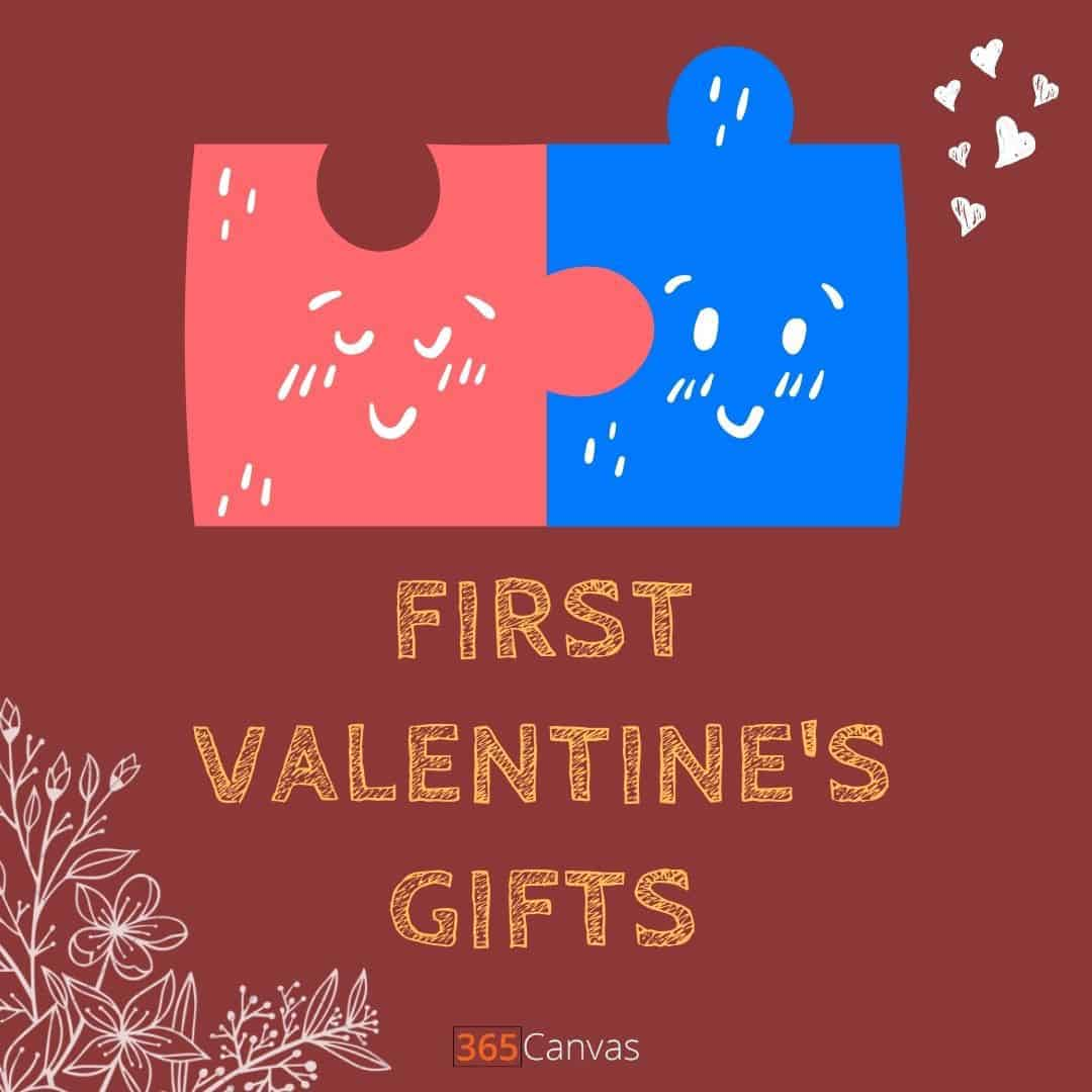 25 First Valentine's Day Gifts For Boyfriend 2021