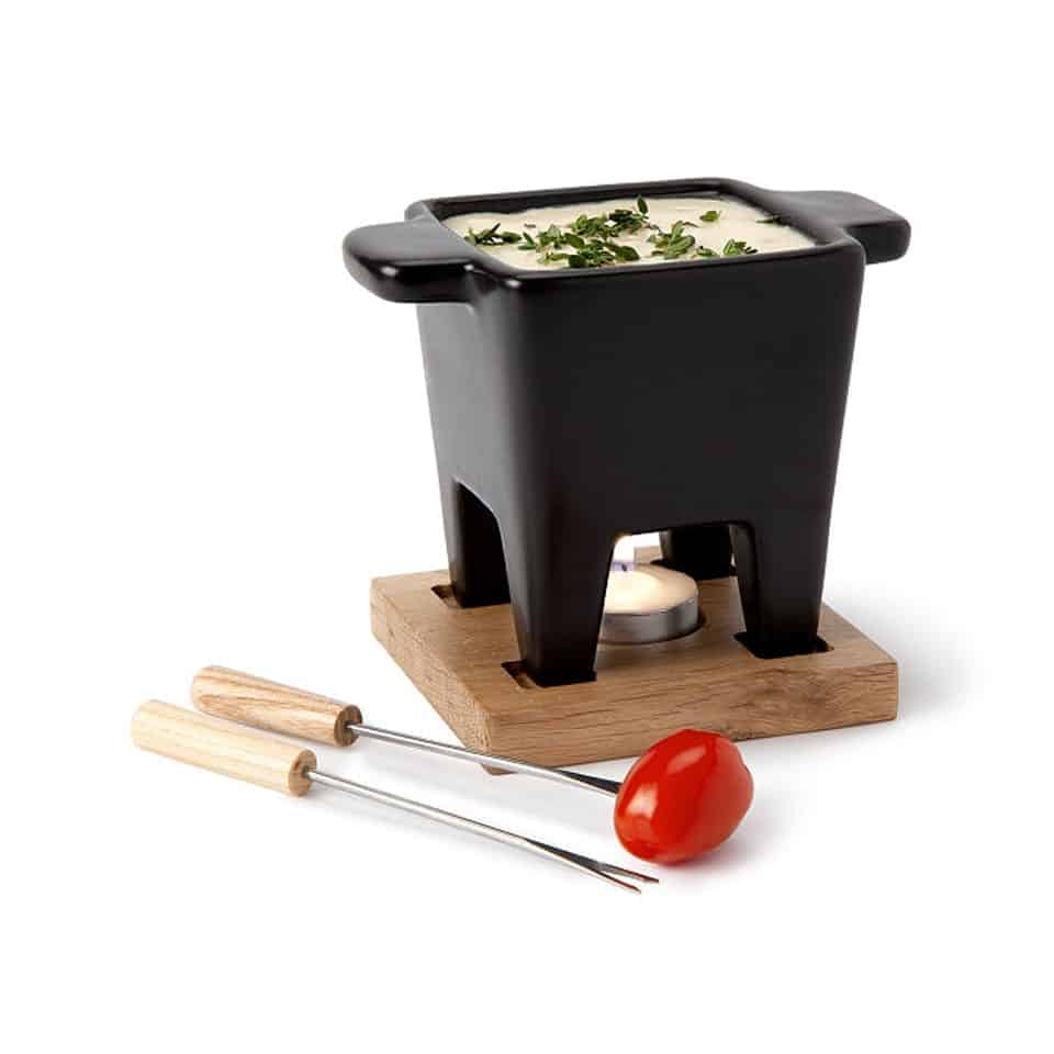Fondue for Two - valentines day surprises