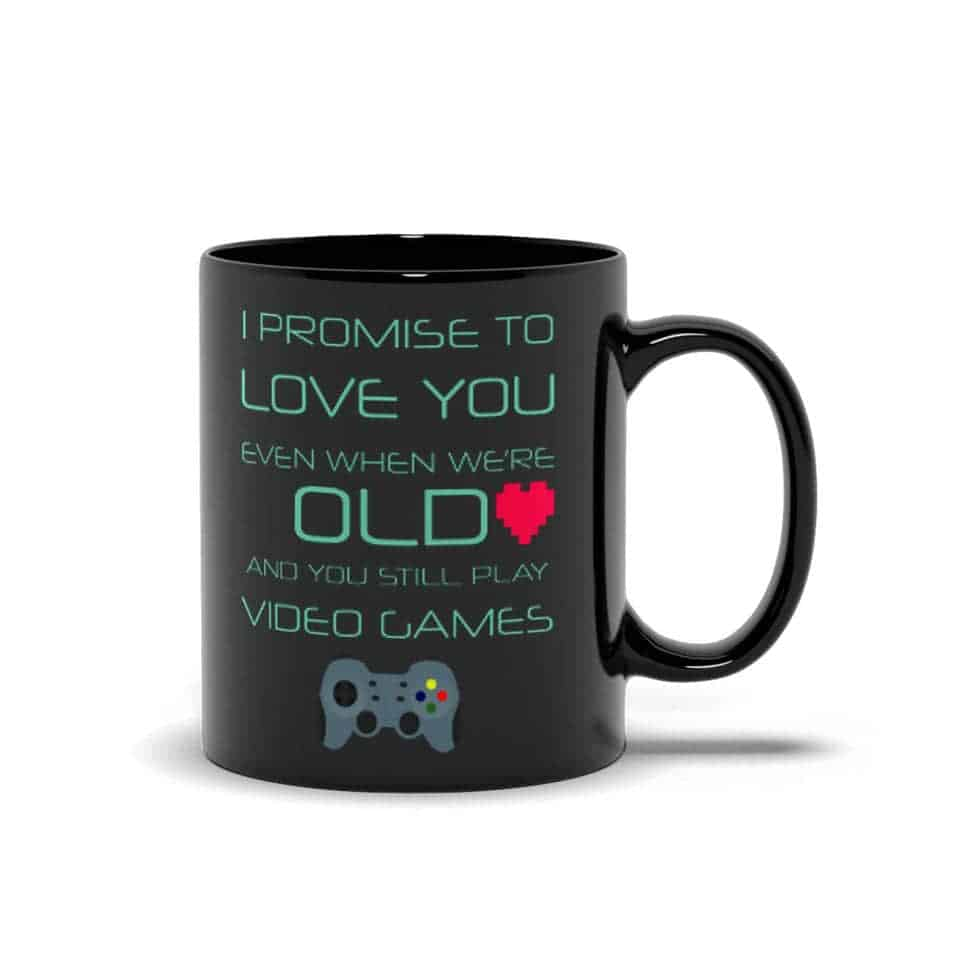 Game Lover Couple Mugs