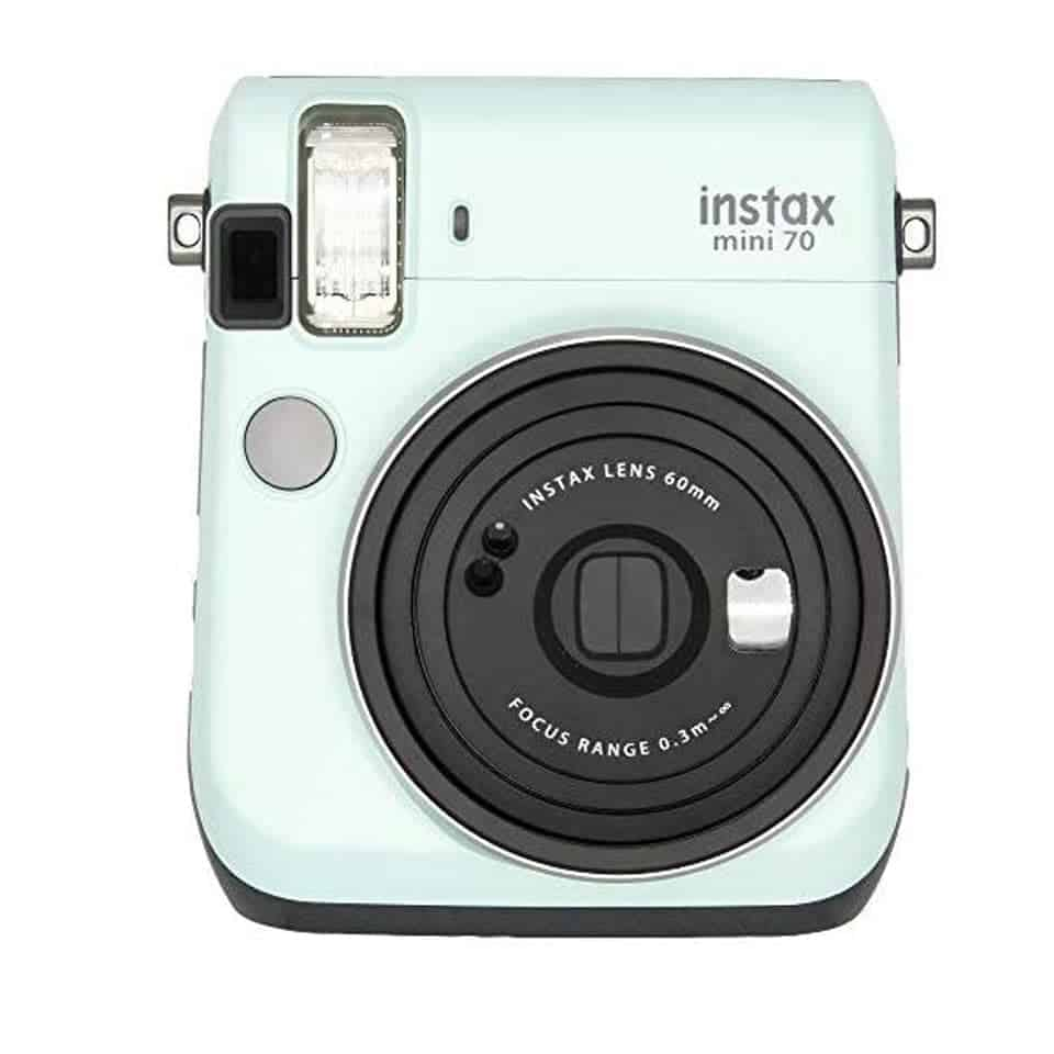 Instant Film Camera - graduation gift ideas for her