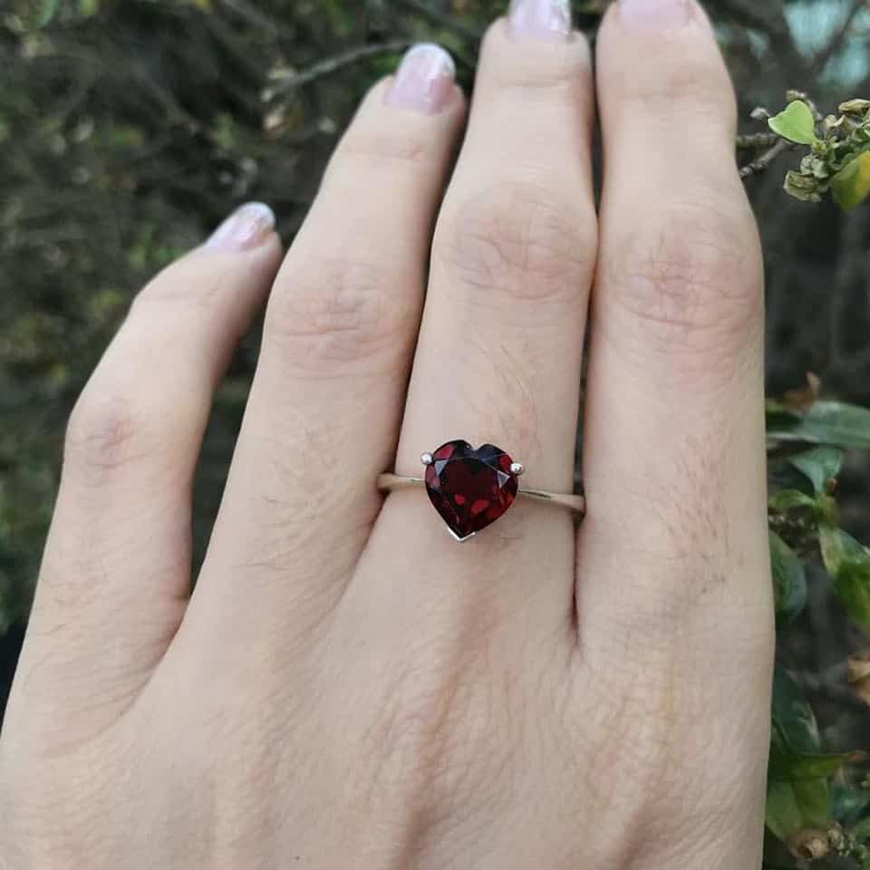 Promise Ring - valentines gift ideas