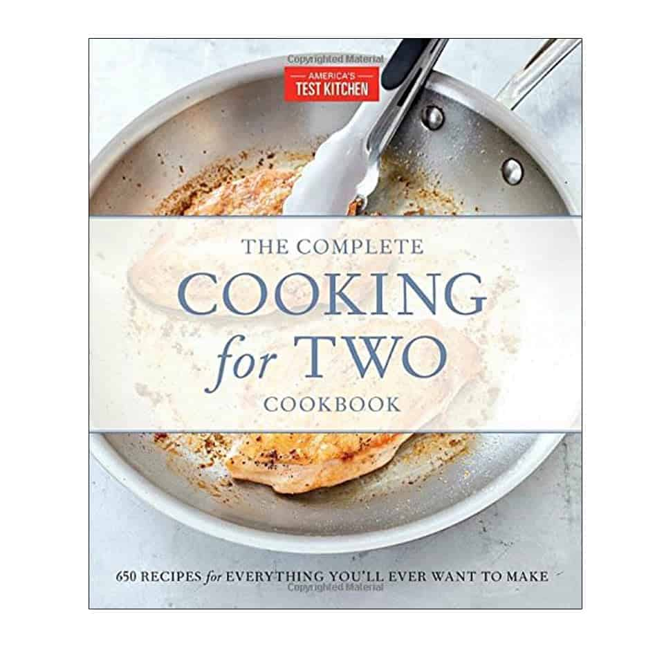 The Complete Cooking for Two Cookbook - valentines day presents