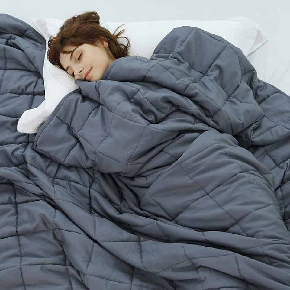 Weighted Blanket - valentines day presents