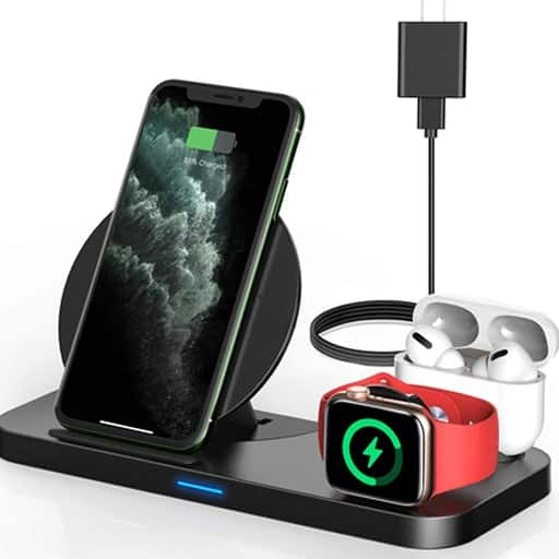 Wireless Charger - affordable valentines gift ideas for guys