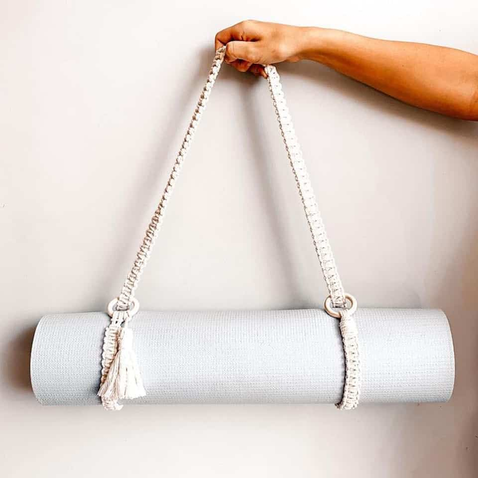 Yoga Mat Strap - things to get your woman for valentines day