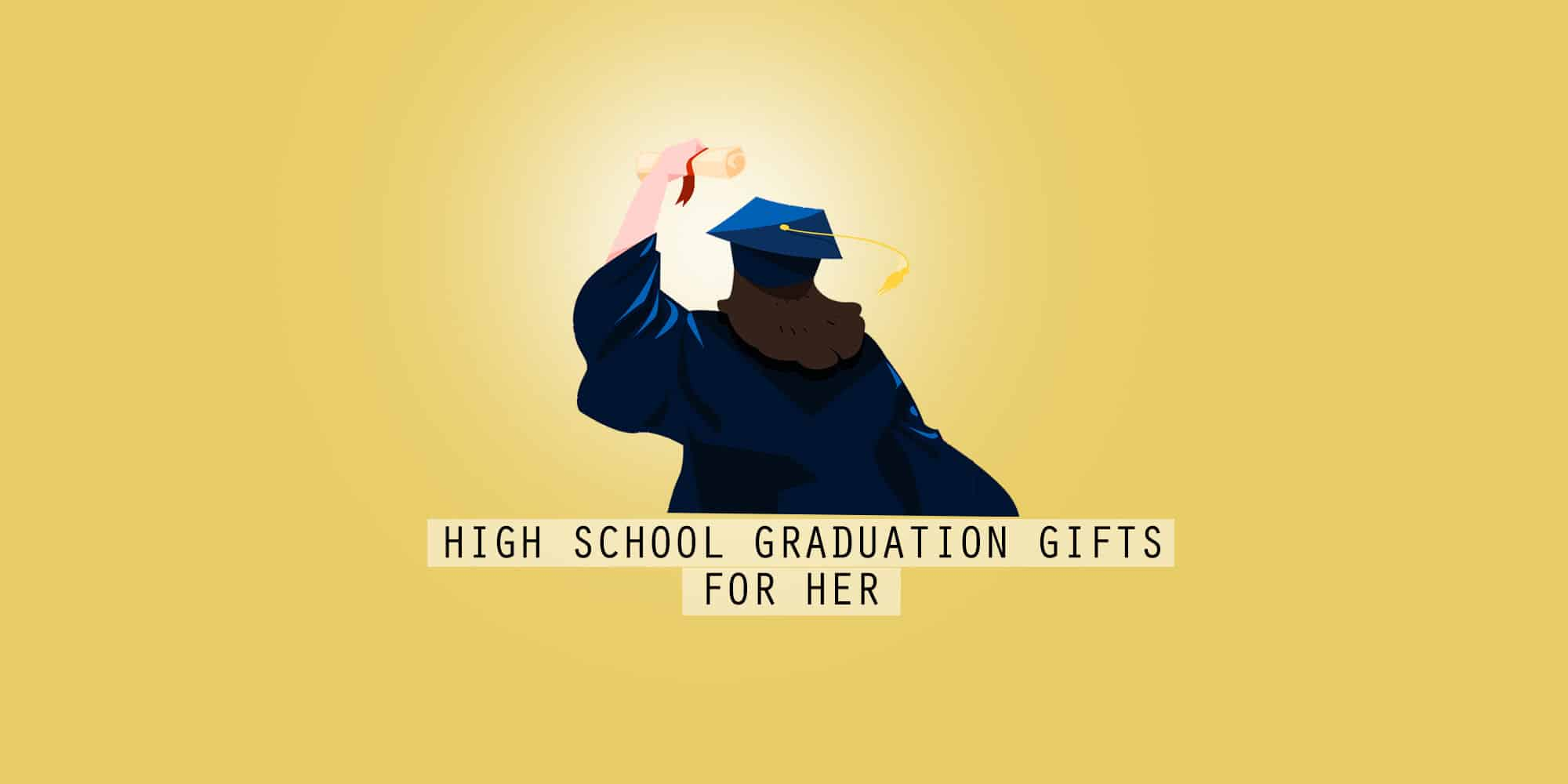 32 Best High School Graduation Gifts For Her (2021)