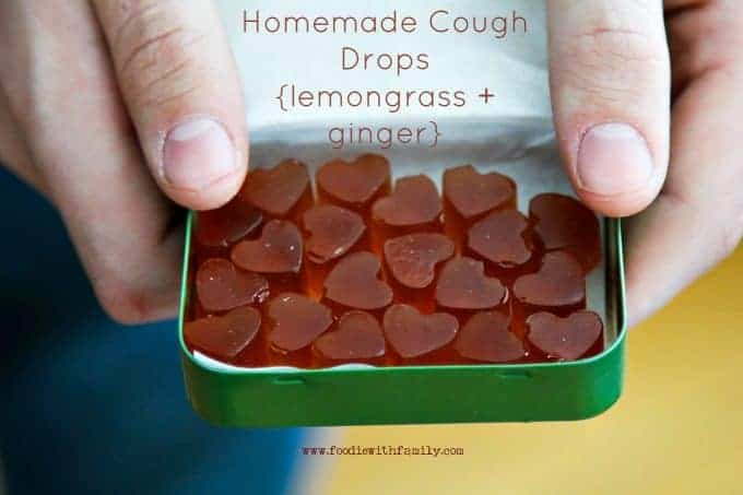 homemade valentines day ideas for him: homemade cough drops