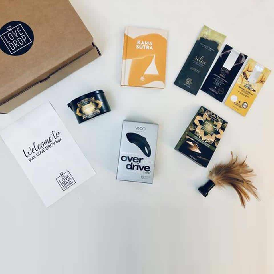 Love Drop Subscription Box