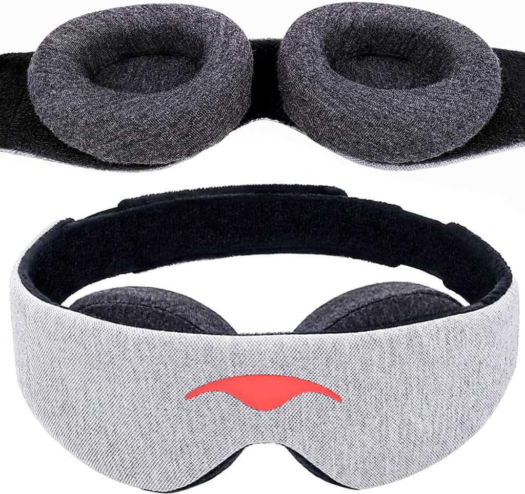 valentine gift for new dad: manta sleep mask