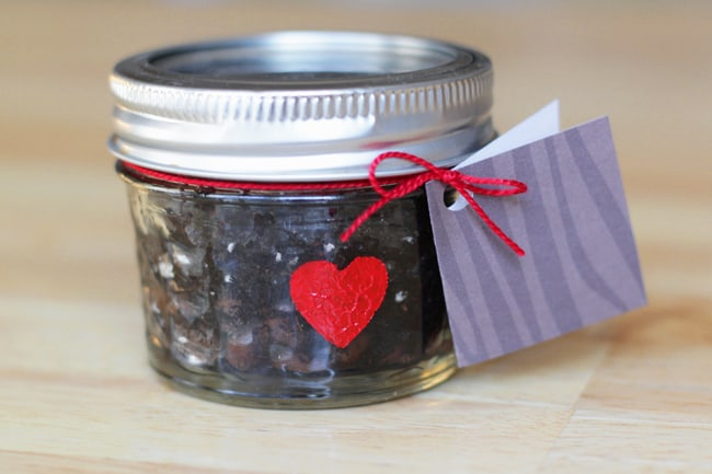 valentine gift for husband homemade: seed starter