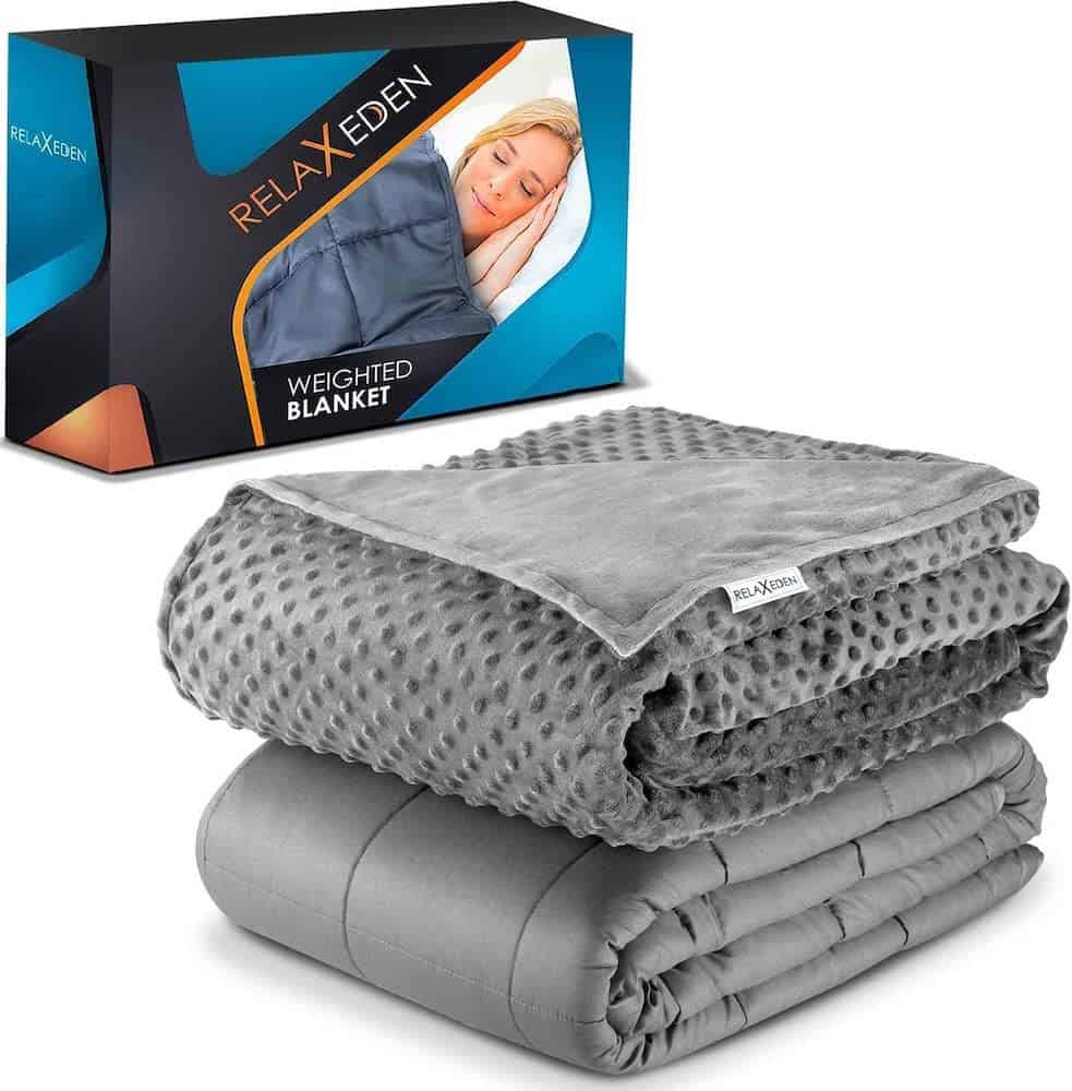 Adult Weighted Blanket For Elderly Dad